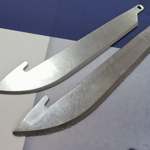 刀具精密去毛刺